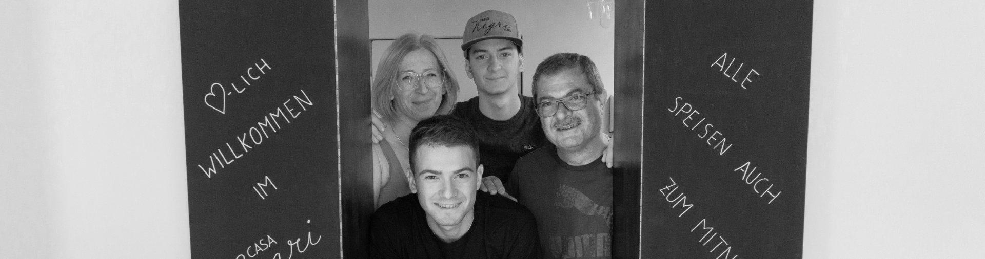 Familie Negri
